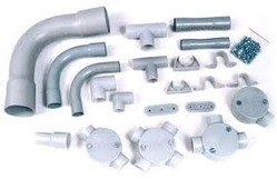Steel PVC Conduit Accessories